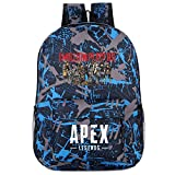 APEX Legends Hero Game Men and Women Backpack Fashion Trend Handtasche Canvas for Cool Girls Boys Teens Outdoor Backpack,5