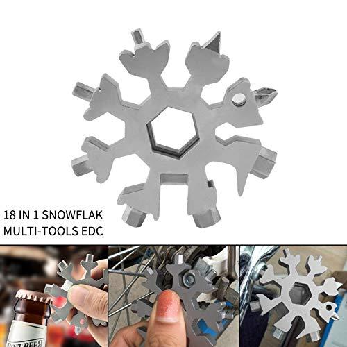 18-en-1 Snowflake Multi Tool
