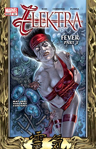 Elektra (2001-2004) #34 (English Edition)