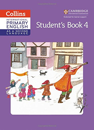 International Primary English as a Second Language Student's Book Stage 4 (Collins Cambridge International Primary English as a Second Language) por Jennifer Martin