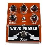 Xvive XW1 Pédale pour Guitare électrique Wave Phaser
