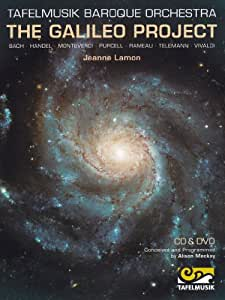 The Galileo Project [+ 1 Audio CD] [2 DVDs]