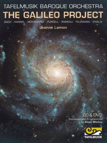 Tafelmusik Baroque Orchestra - The Galileo project(+CD)