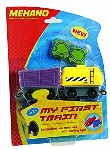 Mehano 58543Mi Primer Tren-Carro (2/1), Ampolla 1