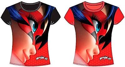Camiseta Ladybug Prodigiosa