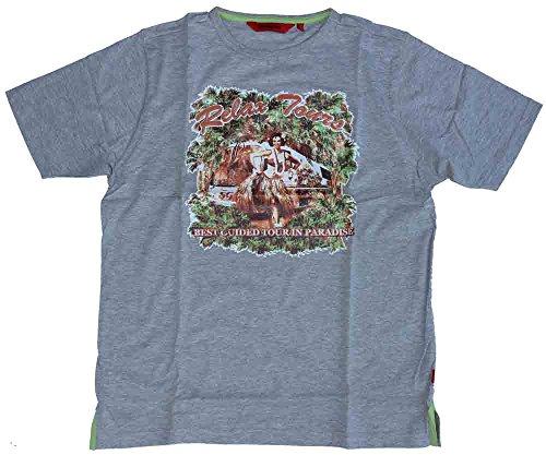 Signum T-Shirt Kurzarm Grau