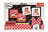 Disney Minnie- Mouse-Memory Domino-Spiel