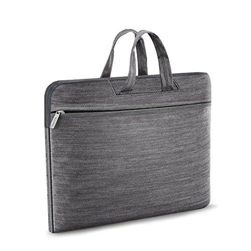 deleyCON Notebooktasche für Notebook / Laptop bis 15,6
