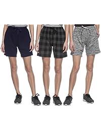Shaun Women's Night Shorts (Pack of 3)