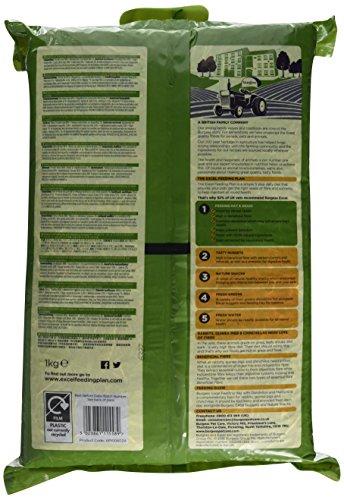 Burgess Excel Forage Dried Grass, 1 kg 5