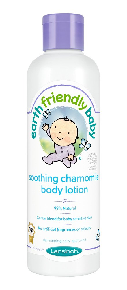 Terra Baby Friendly lenitiva Camomilla Body Lotion 250ml