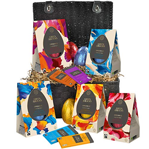 Green & Black's Ultimate Easter Egg Hamper