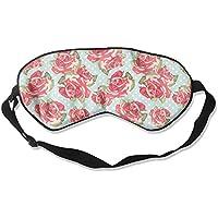 Art Roses Paint Sleep Eyes Masks - Comfortable Sleeping Mask Eye Cover For Travelling Night Noon Nap Mediation... preisvergleich bei billige-tabletten.eu