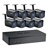 ELEC 8CH HDMI 960H DVR 1500TVL exterior al - Best Reviews Guide