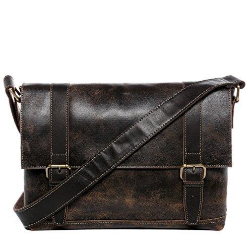 BACCINI Messenger bag LEON - Umhängetasche fit für 15.4