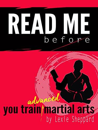 Read me.before you train advanced martial arts (Readme Book 2 ...