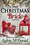 The Christmas Bride - A Novella: A Western Historical Romance (The Burnett Brides Book 4) (English Edition)
