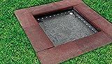 Trampolin Piccolo zum Eingraben oder Aufstellen Universal-Bodentrampolin - 4