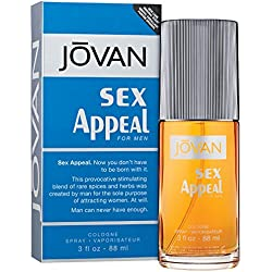 Joven Sex Appeal Eau De Cologne Perfume Spray for Men