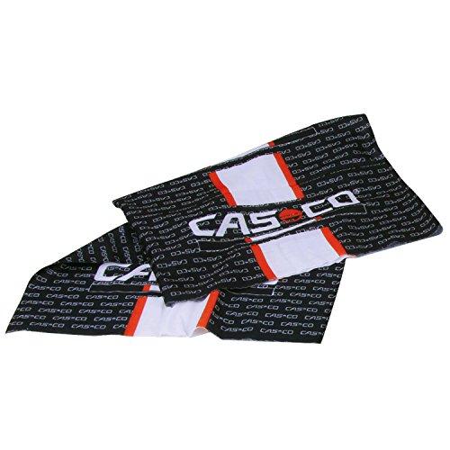 Casco Bandana Halstuch Multifunktionstuch schwarz-weiß-rot