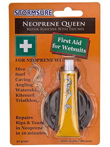 Neoprene Queen Glue Quick Fix 1st Aid for Wetsuits