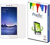 #9: Popio Tempered Glass Screen Protector For Xioami Redmi 4A With Free Installation Kit With Secure Packing