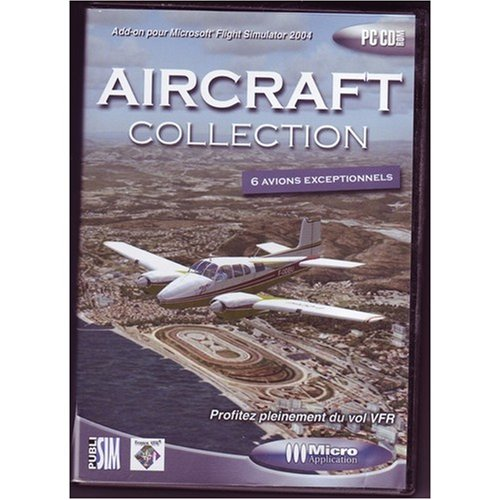Add-on pour Flight Simulator 2004: Aircraft Collection