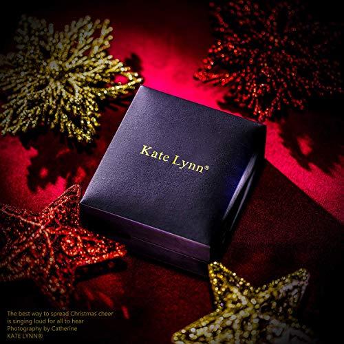 KATE LYNN Phoenix Nirvana Kette Damen Halskette Anhänger Kristall SWAROVSKI Schmuck Weihnachtsgeschenke Geburtstagsgeschenk Muttertagsgeschenke Weihnachten Geburtstag Valentinstag Geschenk für Frauen