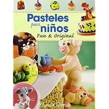 Pasteles para niños (Repostería de diseño)