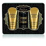 Baylis & Harding Boudoire Black Tin, 3-Piece Gift Set