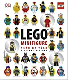 LEGO® Minifigure Year by Year A Visual History: With 3 Minifigures (Dk Lego)
