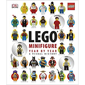 LEGO® Minifigure Year by Year A Visual History: With 3 Minifigures  LEGO