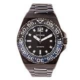 Otumm Automatic AUD001 45mm Metal Schwarz Armband Unisex Uhr