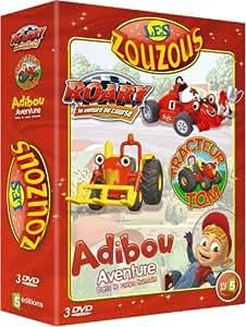 Coffrets 3 DVD Les Zouzous