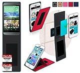 reboon Hülle für HTC One E8 Tasche Cover Case Bumper |