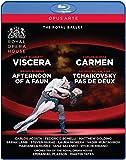 Viscera/Carmen [Emmanuel Plasson; Martin Yates] [Opus Arte: BLU RAY] [Blu-ray]