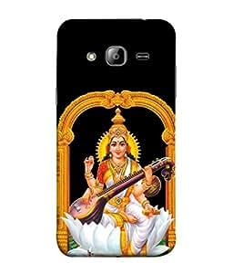 PrintVisa Goddess of Music 3D Hard Polycarbonate Designer Back Case Cover for Samsung Galaxy J3 (6) 2016 :: Samsung Galaxy J3 2016 Duos :: Samsung Galaxy J3 2016 J320F J320A J320P J3109 J320M J320Y