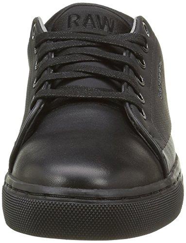 G-STAR RAW Damen Thec Sneakers Schwarz (Black 990)
