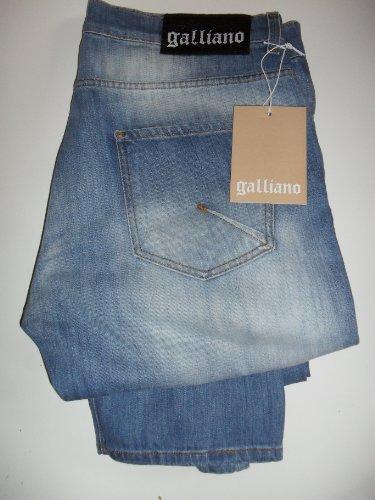 john-galliano-mens-black-label-blue-stonewash-slim-jeans-size-w35-new-tags-rrp-240