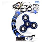 YoYo Factory Fidget Ninja Spinner de Metal - Azul