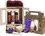 15-teiliges BRUBAKER Beauty Geschenkset 'Schokolade & Vanilla'