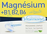 VITARMONYL Magnésium + B1, B2, B6 Effervescent 24 Comprimés - Lot de 2