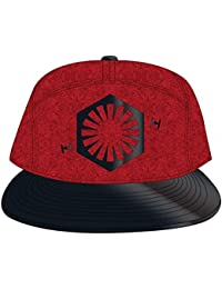 Star Wars: The Last Jedi First Order Logo Snapback Baseball Cap