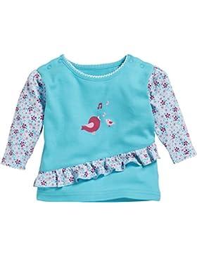 Schnizler Sweatshirt Vögelchen, Camisa Manga Larga para Bebés
