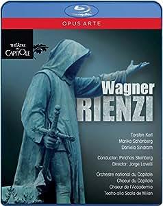 WAGNER: Rienzi (Toulouse Opera, 2013) [Blu-ray]