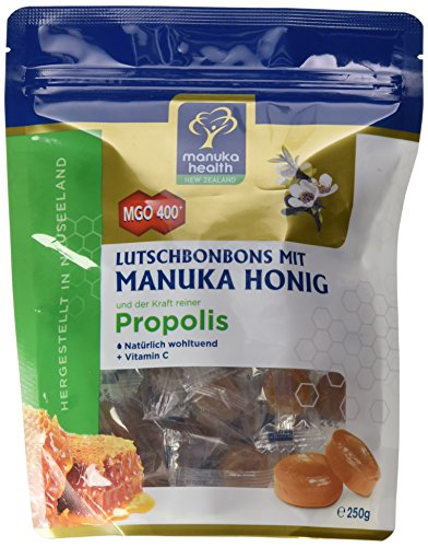 Manuka Honig Lutschbonbons mit Propolis