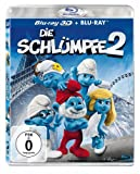 Die Schlümpfe 2 (3D Version + Blu-ray) [Blu-ray] (2013) Harris, Neil Patrick;...