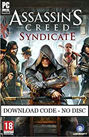 Assassin's Creed Syndicate: PC [UPLAY DOWNLOAD CODE - NO CD/