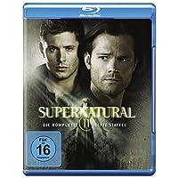 Supernatural: Die komplette 11. Staffel [Blu-ray]