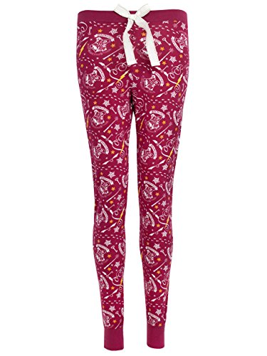 - 51Yr38vbayL - Harry Potter Womens Harry Potter Lounge Pants